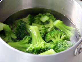 Broccoli Pecorino Fritters Recipe - Step 1