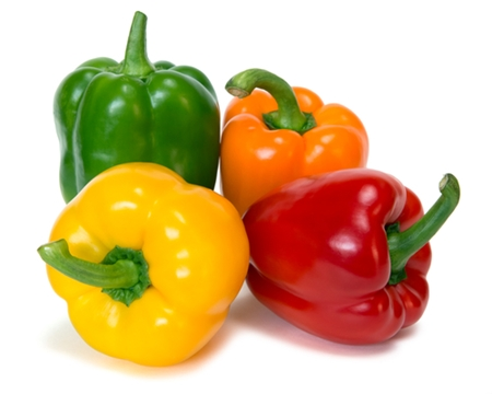 Pesticides in Bell Peppers