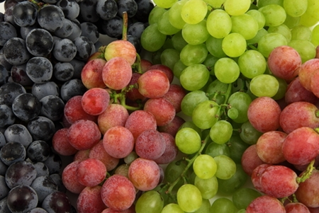 Pesticides in Grapes