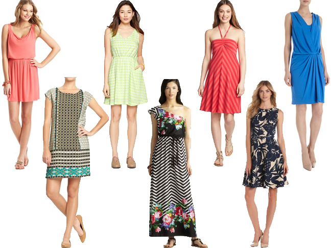 Summer Dresses - Shopping