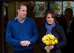 William And Kate (Duke and Duchess of Cambridge) Speak Out For The First Time Since Prince's Birth