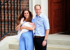 The Royal Baby Has A Name! Prince George Alexander Louis of Cambridge
