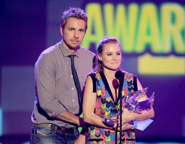 Parenthood Star Dax Shepard Describes Falling In Love With ...