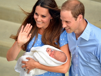 Royal Boy Baby Name George