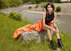 Actress Nina Dobrev Says Yoga Changed Her Life; Friendship With Julianne Hough Deeper Than We Think
