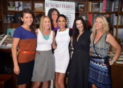 "Bethenny Frankel Launches Her Latest Book ""Skinnygirl Solutions"""