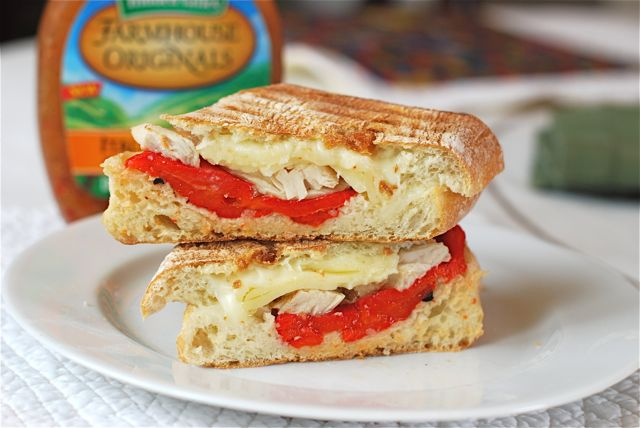 Italian Chicken Panini Recipes — Dishmaps