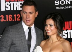 Jenna Dewan-Tatum And Husband Channing Are Juggling Their Daughter And Their Work