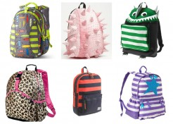 Backpacks with Style for Back-to-School Cool