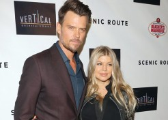 Fergie And Josh Duhamel Share The First Pictures Of Their Son Axl Jack!
