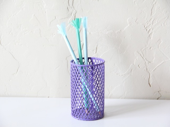 DIY: Fringy Pencils Craft