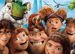 The Croods: Meet the Characters!