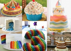 15 Creative Birthday Cakes for Kids