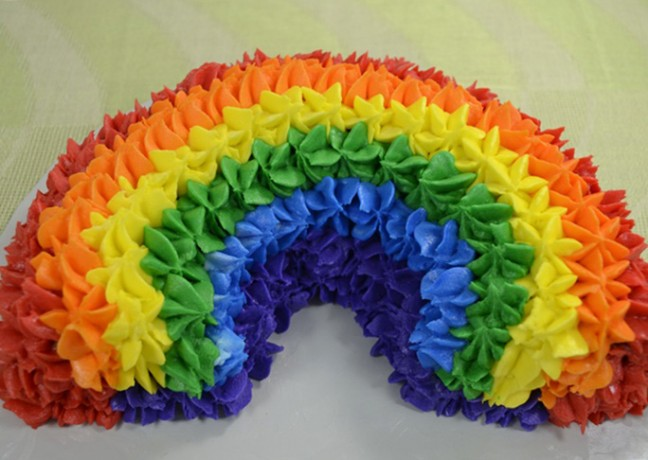 Cake Recipes Rainbow: 15 Creative Birthday Cakes For Kids