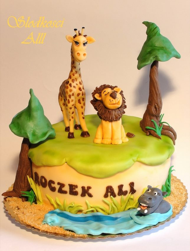 Safari Cake Recipe