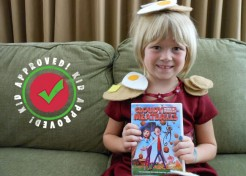 Cloudy with a Chance of Meatballs: Jillian's Movie Review