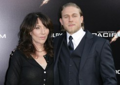 Author E L James Announces Charlie Hunnam As Christian Grey In Fifty Shades of Grey Movie
