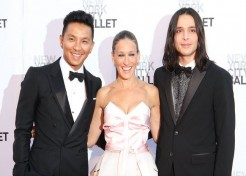 Red Carpet Fashion At The New York City Ballet Fall Gala