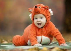 Cutest Halloween Baby Costume Already Found—And Halloween Hasn't Even Happened Yet