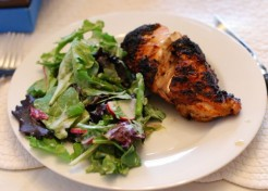Grilled Ginger Beer Chicken Recipe