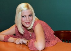 Tori Spelling Lied About Post-Baby Diet; Admits To Starving Herself