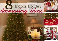 8 Smart Ideas for Indoor Holiday Decorating