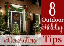8 Can-Do Tips for Outdoor Holiday Decorating