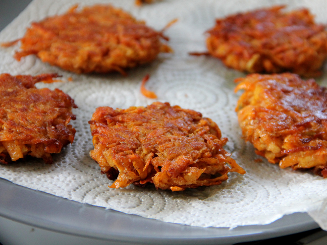 Apple Latkes Recipe — Dishmaps