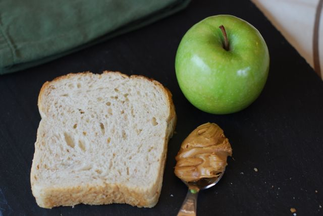 Apple and Peanut Butter Sandwich recipe 1