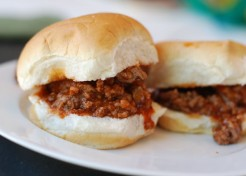 Classic Sloppy Joe Recipe
