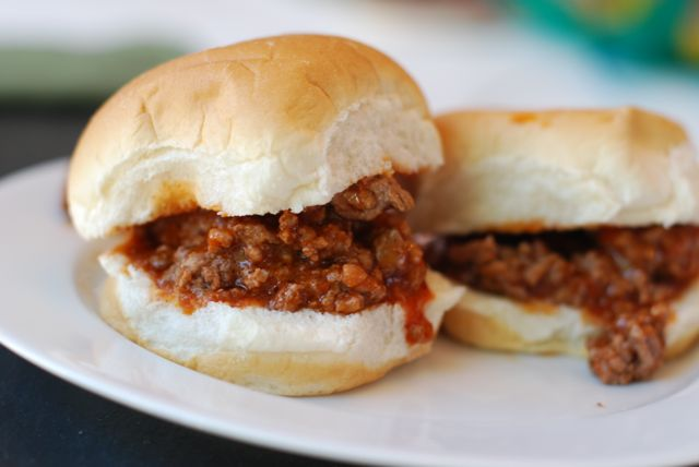 Classic Sloppy Joe recipe final