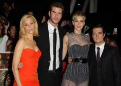 Josh Hutcherson Dishes On Catching Fire, Calls It Epic!