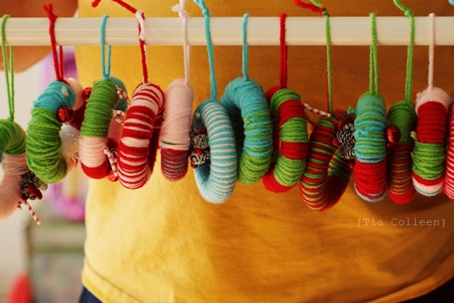 21 Low Mess Kids Crafts For Christmas