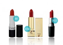 Holiday Red Lipstick for Every Budget and Skin Tone
