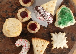 This Easy Cookie Dough Recipe Makes 5 Unique Holiday Cookies