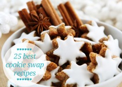 25 of the Yummiest Cookie Swap Recipes