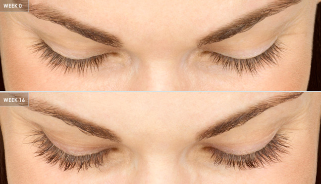 how to grow longer eyelashes