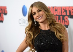 Sofia Vergara Gets Down To Business; Says Family Grounds Her