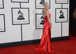 Red Carpet Fashion At The 2014 Grammy Awards
