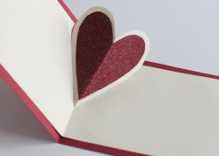 DIY: Valentine's Day Pop Up Cards