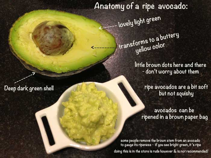 Avocado for Baby