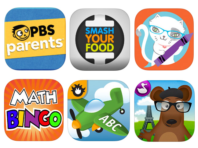 6 Educational Apps for Kids and Families
