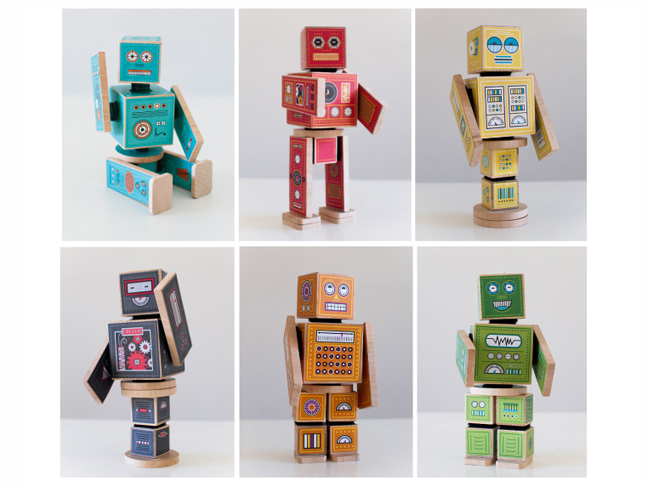 robots-olliblocks-printables-green-orange-fun-kids