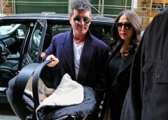 Simon Cowell Shows Off Pictures Of Newborn Son Eric