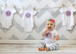 Monthly Baby Photo Ideas: Plus, Tips and Tricks for Getting the Best Pictures