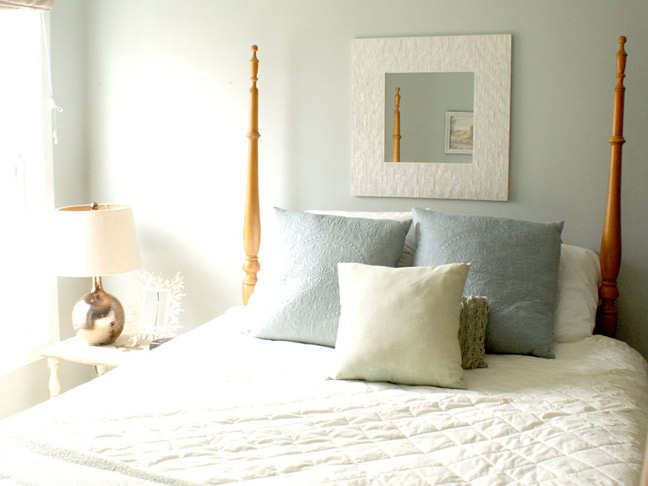 Paint Color - Benjamin Moore Quiet Moments