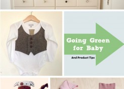 Thinking About Going Green for Baby? Here's How.