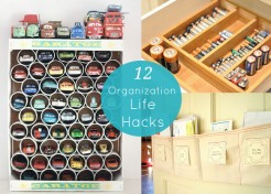 15 Organizational Life Hacks You Need Right Now