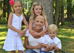 What Breast Cancer Taught Me About Motherhood