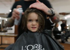 [VIDEO] Little Girl Donates Hair and Will Bring You to Tears with Her Incredible Story of Compassion